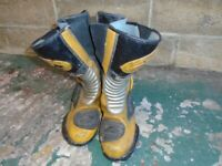 Motorbike boots