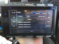 Clarion double din