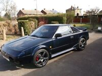 TOYOTA MR2 MK1 immaculate condition