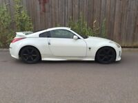 2003 NISSAN 350Z FAIRLADY FULL NISSMO BODYKIT IN PEARL WHITE