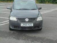 Volkswagen, FOX, Hatchback, 2010, Manual, 1198 (cc), 3 doors