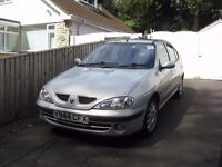 2001 RENAULT MEGAN 1.6 WATER PUMP BEARING BROKEN SO NOT RUNNING HENCE £95