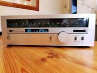 Vintage Sansui T80 quarz radio