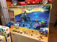 Lego Batman Movie Display Case