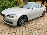 2011 BMW F10 520d - M Sport alloys mercedes vw golf gtd audi a4 a6 px warranty jaguar