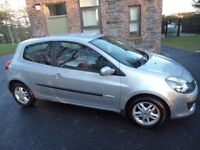 2007 RENAULT CLIO 1.2 LIMITED EDITION