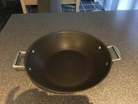 CIRCULON non-stick wok in very good condition
