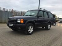 1999│Land Rover Discovery 2 2.5 TD5 ES 5dr│leather - sunroof - heated seats
