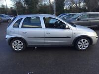 2005 VAUXHALL CORSA 1.2 IN EXCELLENT CONDITION WITH VERY LONG MOT