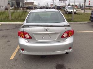 2009 Toyota Corolla S, Sport Looking, Loaded; Roof, Pw, Pl and M London Ontario image 4