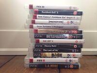 13 PS3 Games
