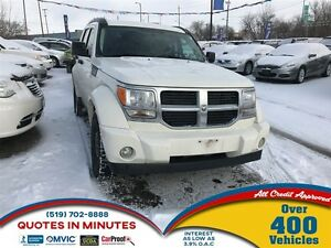 2009 Dodge Nitro SXT | 4X4 | 2 SETS OF WHEELS