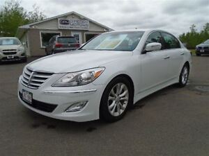2013 Hyundai Genesis 3.8 Leather Sunroof LOADED