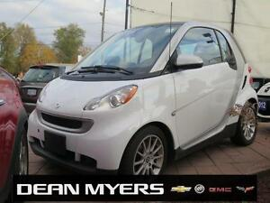 2010 Smart fortwo coupe Fortwo 2dr Cpe