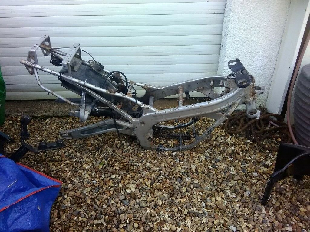 RG 125 ProjectSpares Repairs Parts Barn Find