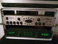 Trace Elliot RA 300 Power amplifier.