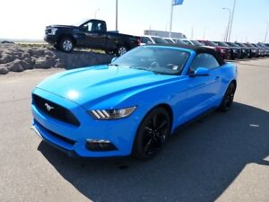 2017 Ford Mustang EcoBoost Premium, Leather, Nav, SYNC3