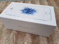 Brand-New Unlocked Apple iPhone 64g SE Swap for a S7 Edge