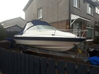 Bayliner 192 classic cuddy 2003 boat . 1 owner from new, hardly used.