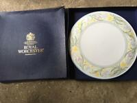 Royal Worcester cake stand