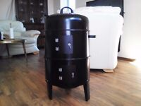 NEW!!! BBQ Charcoal Grill Barbecue Smoker