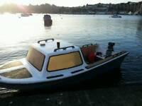 14ft dejon fishing boat