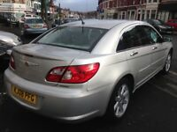 08 CHRYSLER 2LT SEBRING TURBO DIESEL 6 SPEED £1995