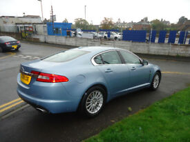 2008 JAGUAR XF LUXURY D V6 AUTO FULL SREVICE HISTORY 1 FORMER OWNER ONLY 58K MILEAGE VERY CLEAN CAR