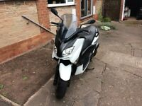 Yamaha XMAX YP 125 R 2011 for sale, good condition, MOT until October 2018