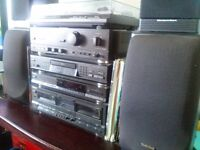 TECHNICS HIFI STACK SEPARATES - TOP QUALITY OLD SCHOOL SYSTEM