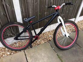Dirt jump bike bmx