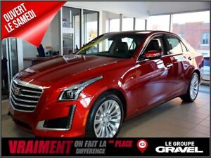 2017 Cadillac CTS LUXE AWD TOIT NAV 154$/SEMAINE