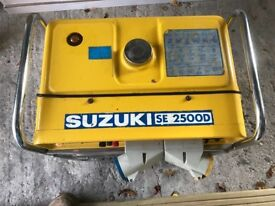 Suzuki generator