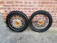 ktm wheels