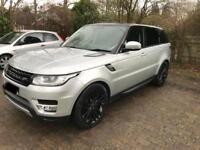 2014 Range Rover Sport 7 seat HSE 3ld