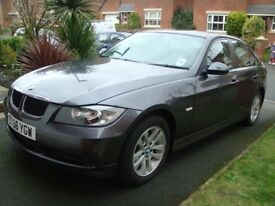 2007 BMW 320d SE e90 (plate 56) 6-speeds manual, diesel in immaculate condition