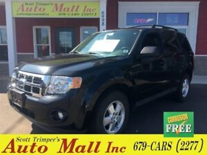 2011 Ford Escape XLT/4WD/ALLOYS