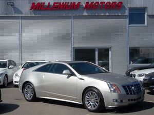 2013 Cadillac CTS COUPE AWD / NAVI / B.CAM / SUNROOF / LEATHER