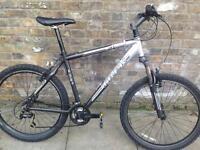 Fantastic track mountain bike