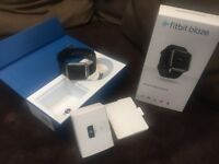 Fitbit Blaze Smart Fitness Watch (Black, Large) - Great Condition
