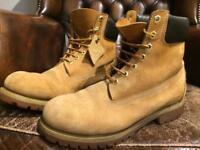 Timberland boots size 9.5