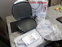 George foreman grill excellent condition only used once