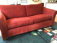 Two large M&S sofas for sale - now reduced for quick sale!