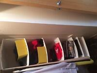 2 storage with 6 compartments - ikea