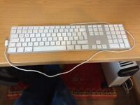 Genuine Apple keyboard