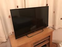 Sony 43 inch 4K ultra hd smart ANDROID tv. MINT CONDITION £350 NO OFFERS.CAN DELIVER