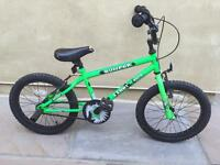 Bumper stunt BMX bike