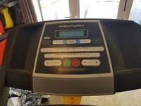 Heavy Duty Pro-Form Treadmill