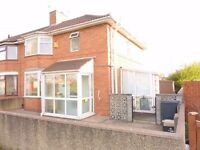 Semi detached 3 bedroom House with Garden - Sea Mills