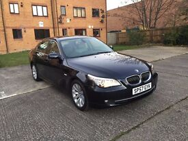 BMW 5 SERIES SALOON 523i SE 4dr Step Auto. NOT 520i 525i 530i 330i 325i MERCEDES E CLASS AUDI A4 A6